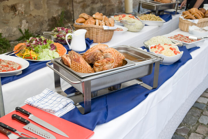 company business catering services in seacoast nh