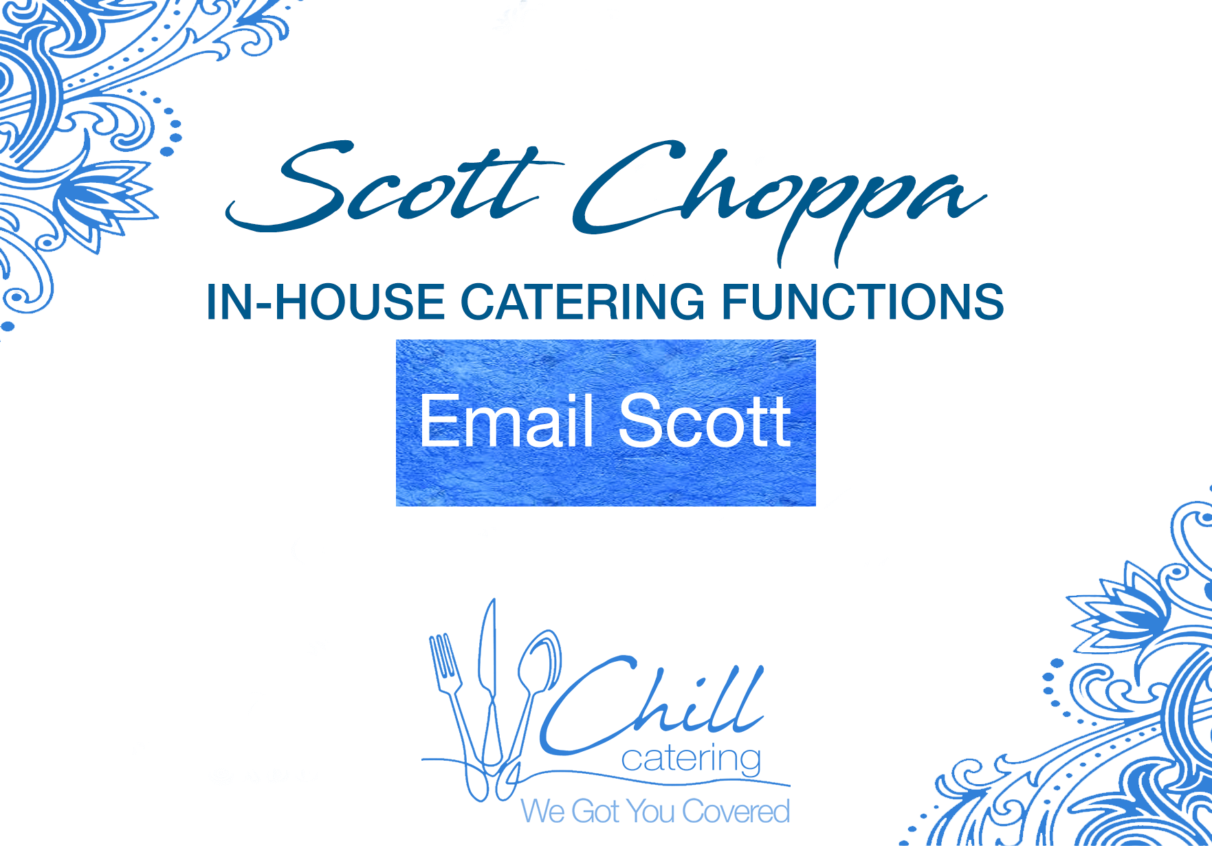 catering manager portsmouth scott choppa
