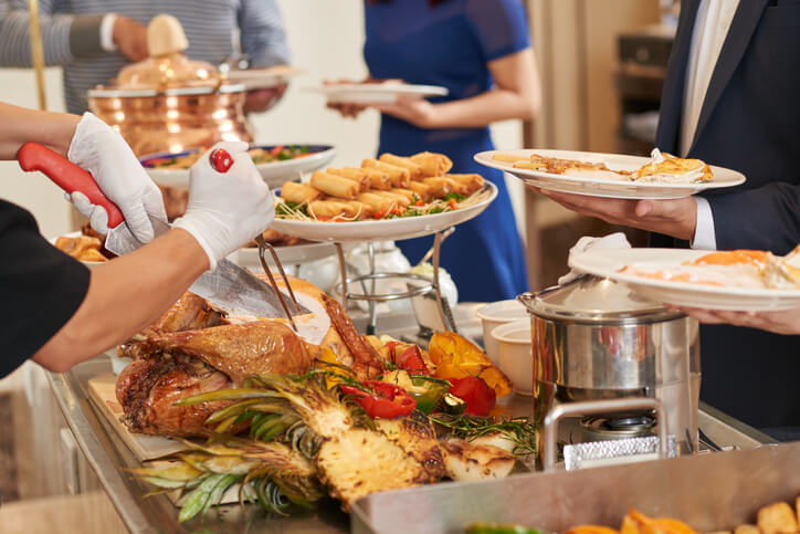 dinner catering services in seacoast nh
