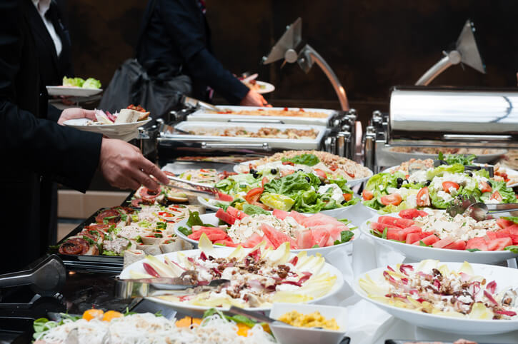 lunch catering services in seacoast nh
